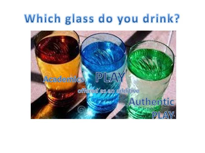glass play